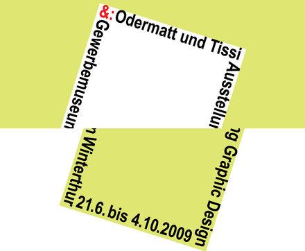 Logo &: Odermatt und Tissi