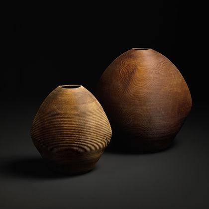 Letzter Ausstellungstag: Ernst Gamperl – Dialog mit dem Holz