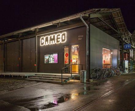 Logo Ausserhalb des Museums: Kino Cameo