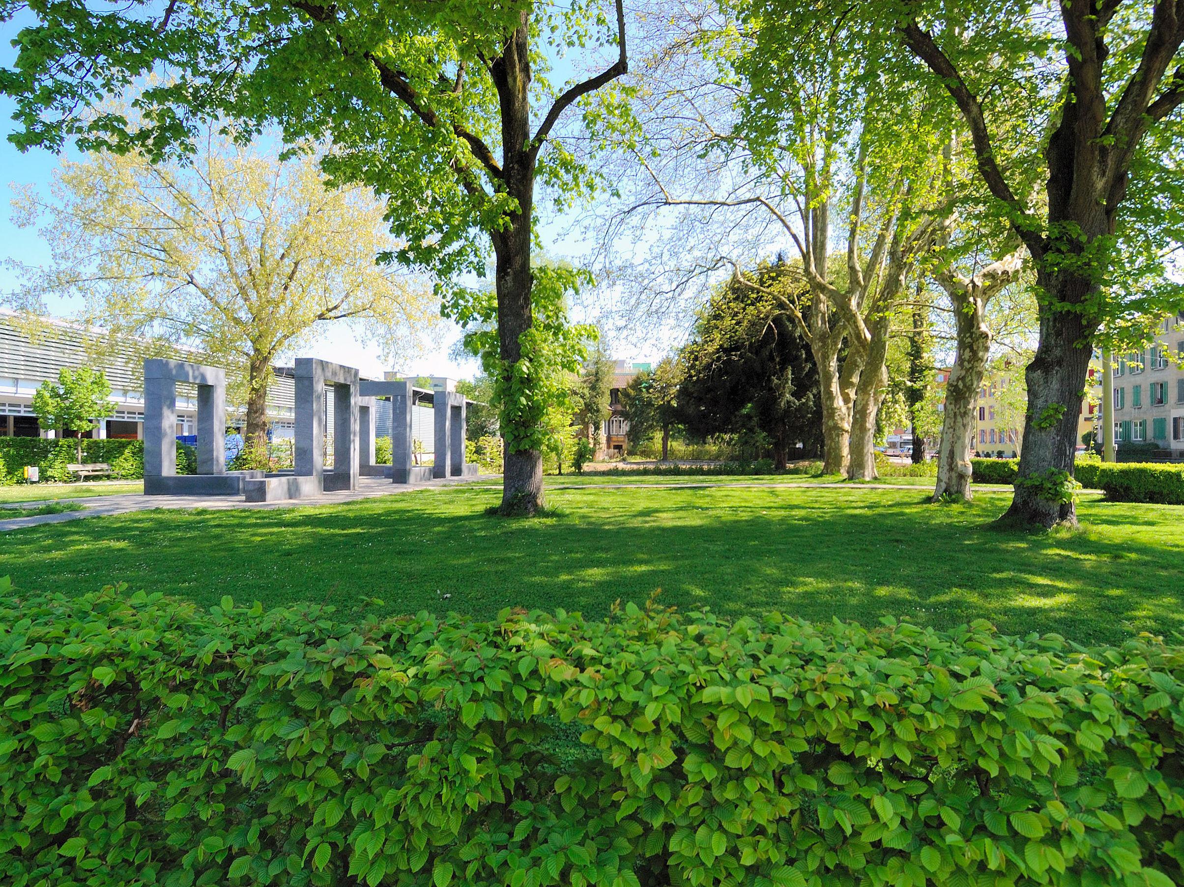 Podium: Bäume für die Zukunft der Gartenstadt