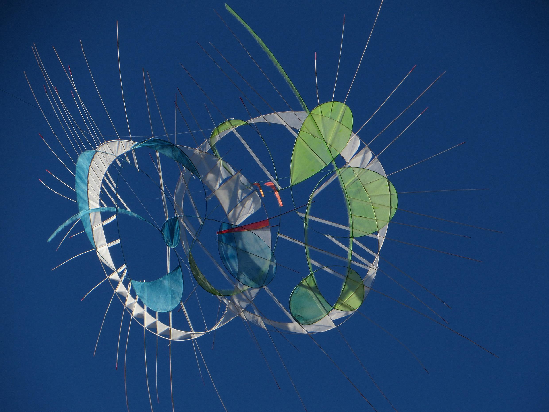 Eröffnung Sonderpräsentation: Anna Rubin – In die Luft gebaut