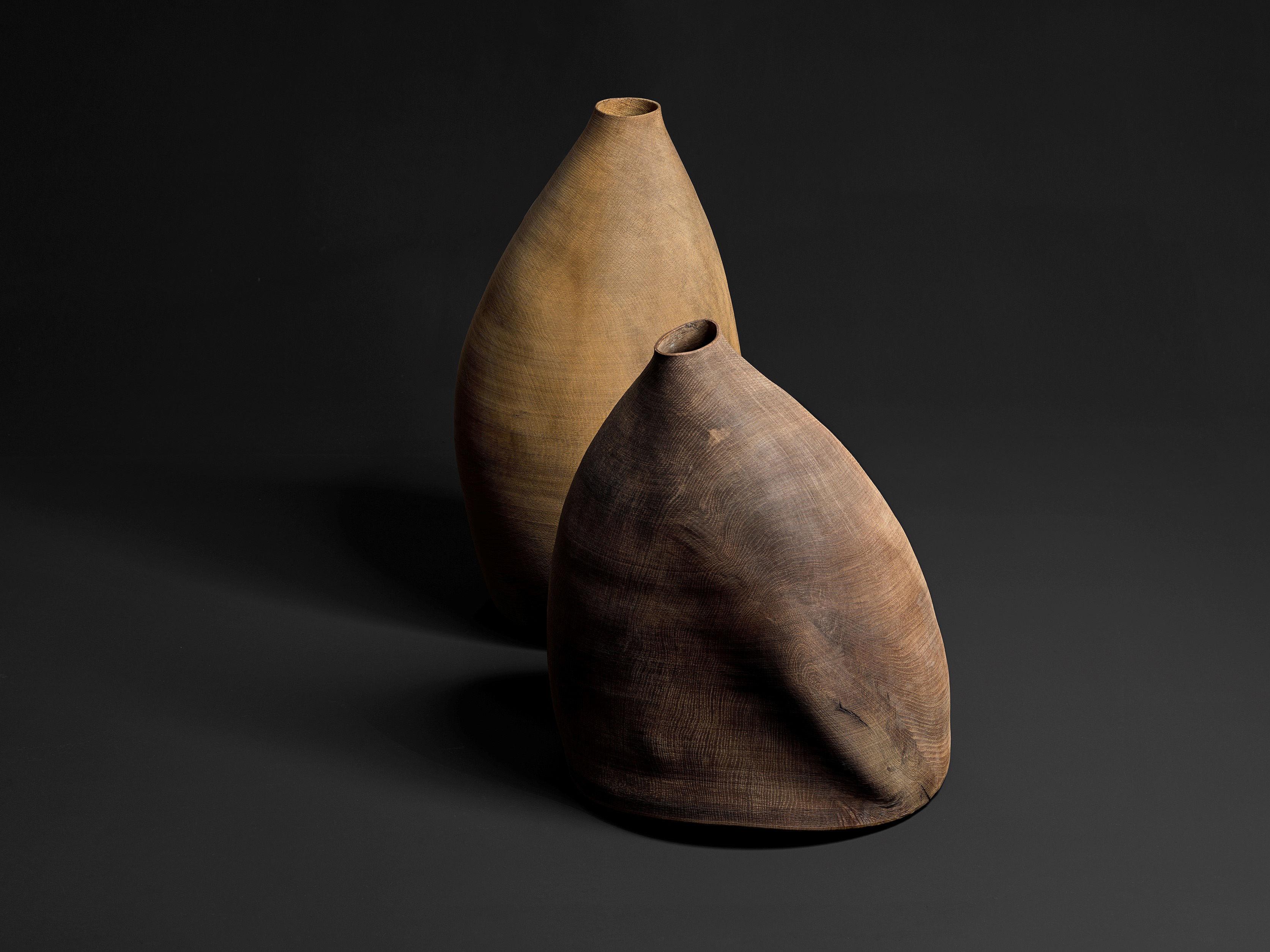 Ausstellungseröffnung: Ernst Gamperl − Dialog mit dem Holz