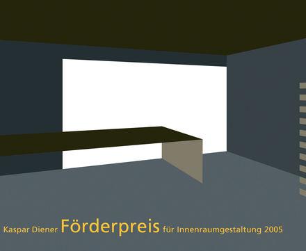 Logo Kaspar Diener Förderpreis für Innenraumgestaltung