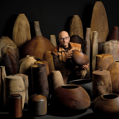 Ernst Gamperl – Dialogue with wood