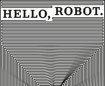 Logo Hello, Robot.