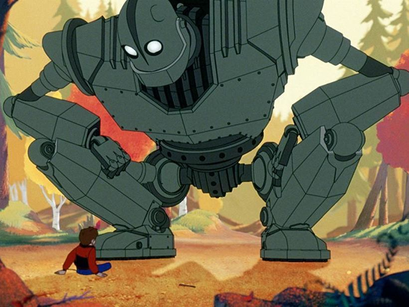 Filmreihe im Kino Cameo: The Iron Giant