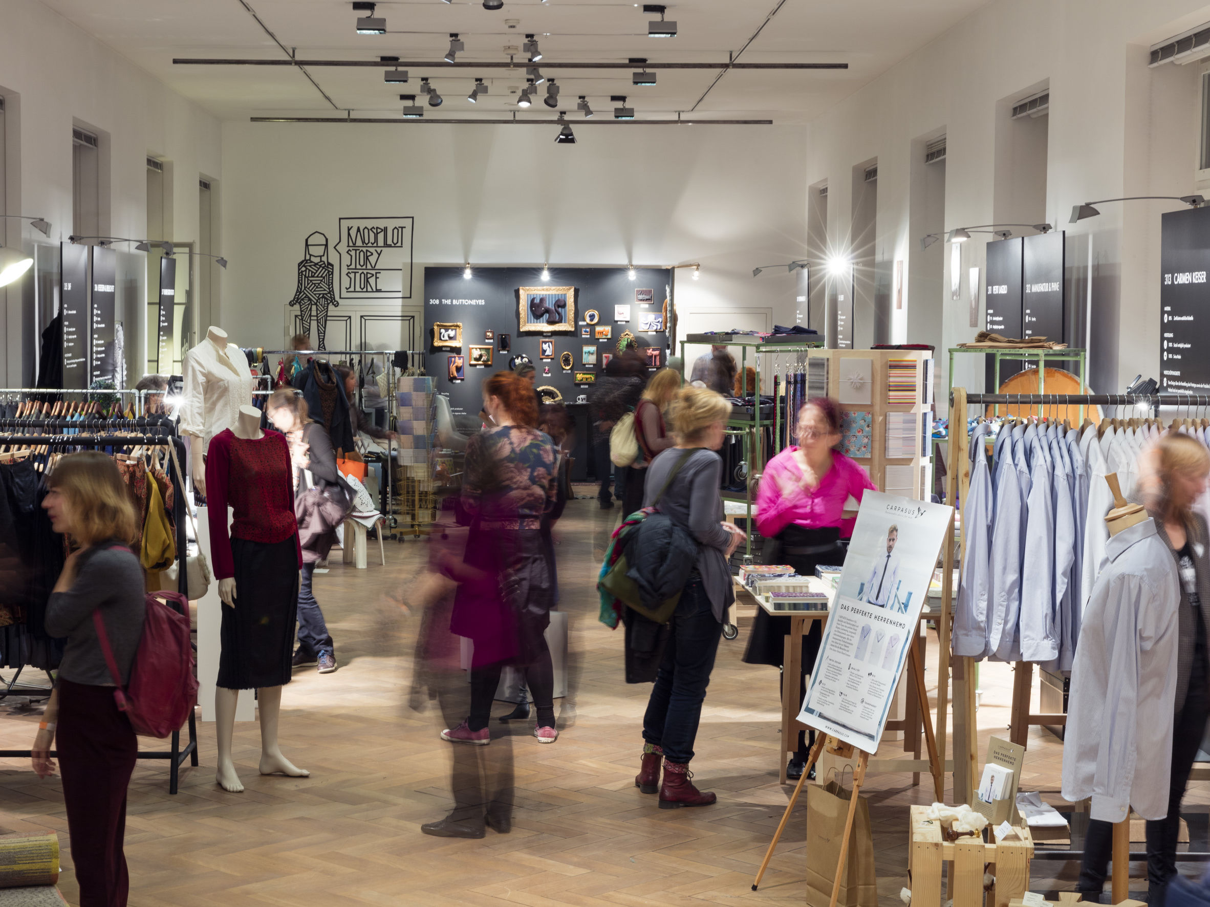 Jungdesign & Designgut: Nachhaltiges Design in Winterthur