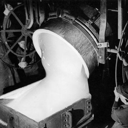 Albert Renger-Patzsch – Industriefotografie im Glaswerk SCHOTT