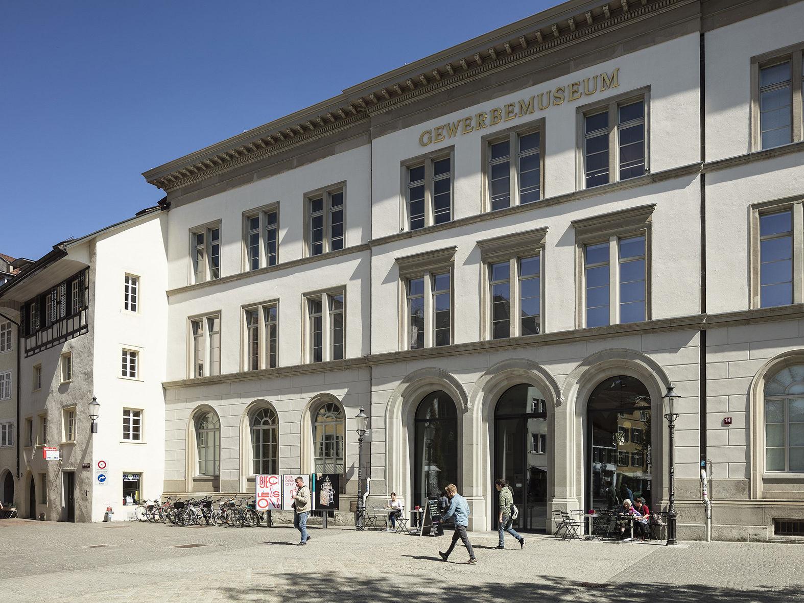 20 Jahre Jubiläum: Gewerbemuseum Winterthur & Uhrenmuseum Winterthur