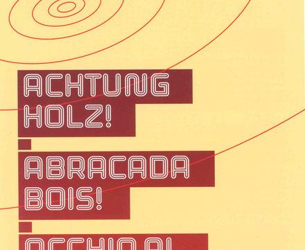 Logo Achtung Holz!