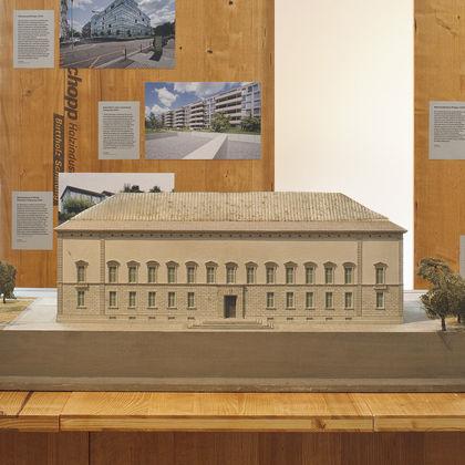 Baustelle Winterthur. Eine StadtLandschaft im Wandel