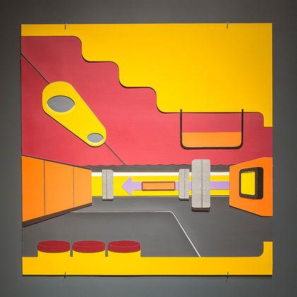 Farbstrategien in der Architektur