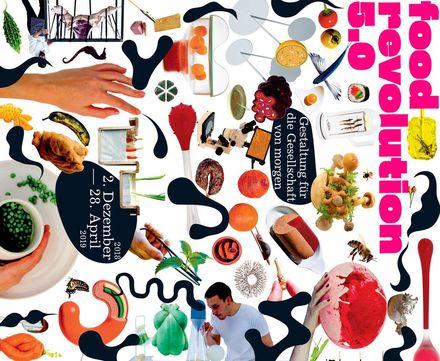 Logo Food Revolution 5.0