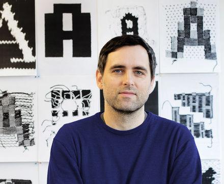 Logo Workshop für alle: Typografisches Stricken mit Patches – Nur noch Warteliste!