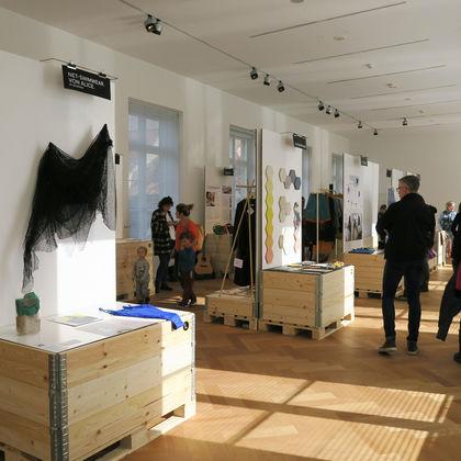 Jungdesign: Nachhaltiges Design in Winterthur