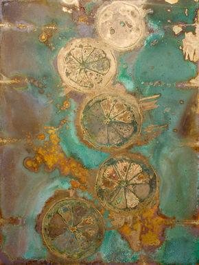 Logo Ausstellung Alchemie der Oberfläche