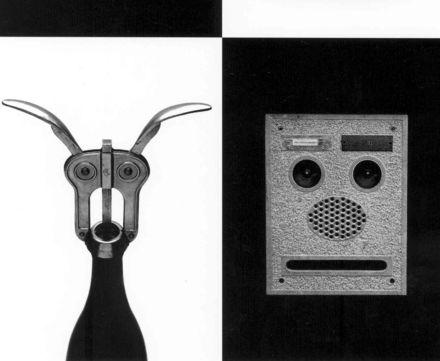 Logo Face to Face – Dinge haben ein Gesicht