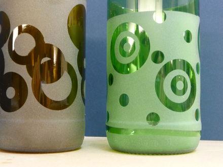 Logo Workshop für alle: Aus Altglas wird Trinkglas! – Ausgebucht!